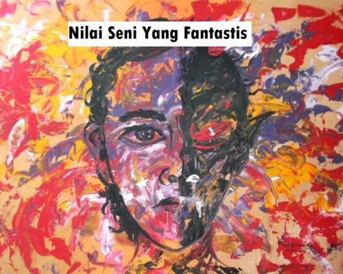 Nilai Seni Yang Fantastis Berupa Lukisan Abstrak