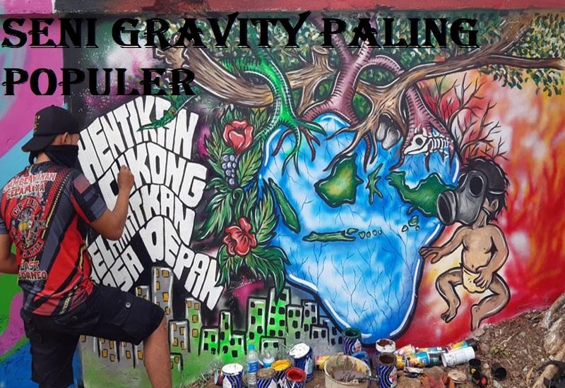 Seni Dari Grafiti Paling Mengesankan