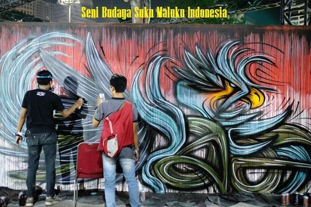 Seni Budaya Suku Maluku Indonesia