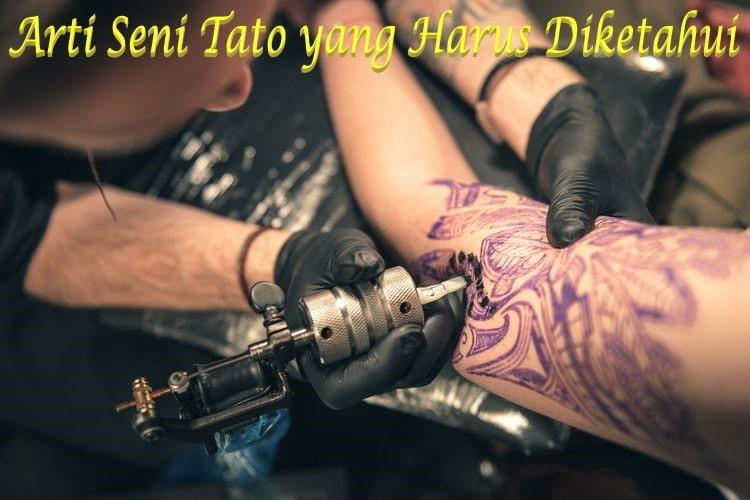 Arti Seni Tato yang Harus Diketahui